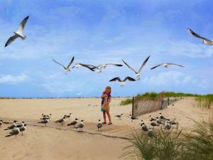 Gull Girl